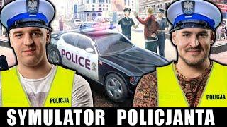 TA GRA JEST LEPSZA OD GTA  - SYMULATOR POLICJANTA