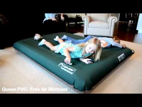 Lightspeed Outdoors Queen Air Bed Camping Air Mattress