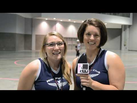 WFTDA Roller Derby: 2014 Championships - London Rollergirls vs. Victorian Roller Derby League