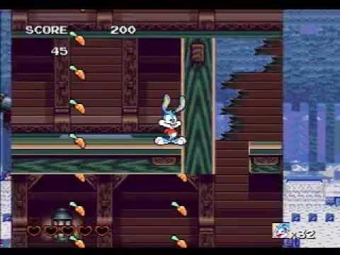 Tiny Toons Sega Rom