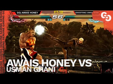 GG | Awais Honey (Steve) Vs Usman (Nina) // FT10