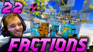 """Minecraft COSMIC Faction: Episode 22 """"DANCE PARTY ON COSMIC!!"""" w/ MrWoofless"""
