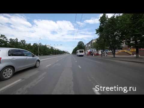 Кемерово - проспект Ленина