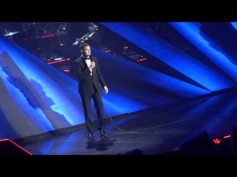 Michael Buble - Feeling Good - Birmingham NIA - 13th March 2014