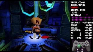 [TAS] Crash Bandicoot 3  any% in 05:44.498 by pirohiko