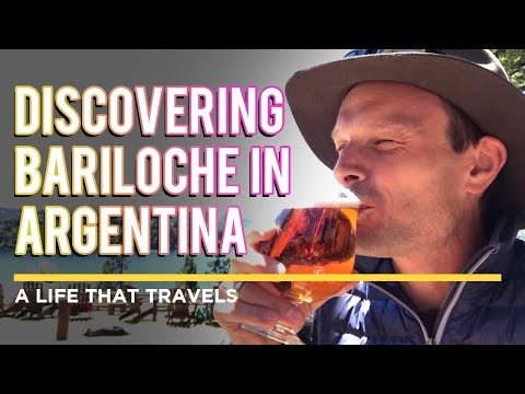 Bariloche, Argentina (HD) [Travel Review by A Life That Travels]