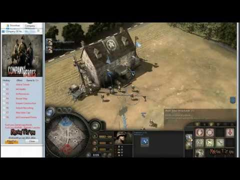 Company Of Heroes New Steam V2.700.2.42 Trainer +7