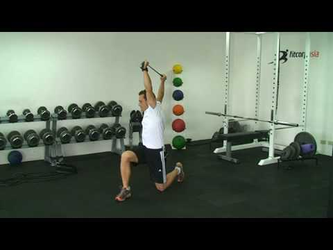 Play Better Golf with Golf Fitness Stretches from TPI