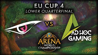 cowana Gaming vs AD Hoc Gaming | Lower Quarterfinal | AWC Shadowlands EU Cup 4
