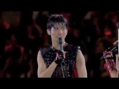 TVXQ live tour 2013 TIME in Nissan Stadium 2