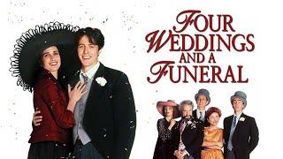 """Учим английский язык по фильму """"Четыре свадьбы и одни похороны"""", 1993."""