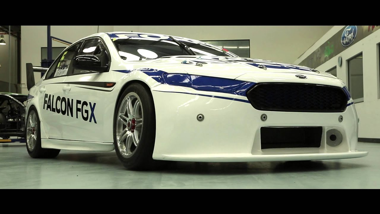 2015 Ford Fg X Falcon V8 Supercar Teaser Youtube