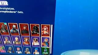 "Fortnite Account ""Black Knight"" for sale."