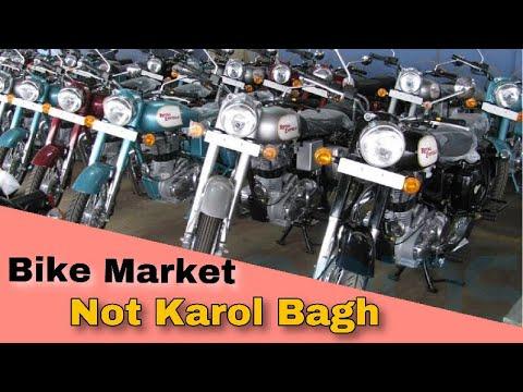 (Exploring)-Cheapest Bike Market In Delhi , (Starting ₹11000), Apache, Bullet ,Hero, Honda, KTM