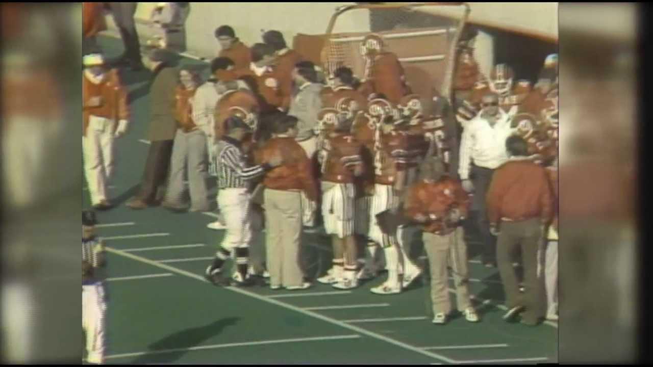 BYU Utah Rivalry: 1982 - YouTube