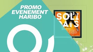 ECHO FILMS Paris - PROMO EVENEMENT - Haribo SOLIDAYS