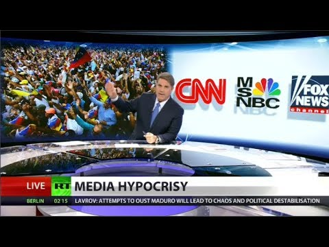 MSNBC 'Meddling' Coverage Ignores Venezuela
