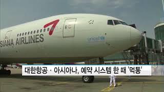 대한항공·아시아나항공,…