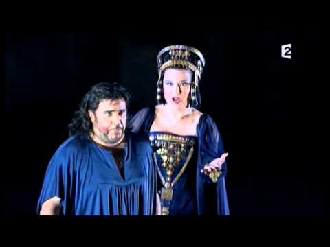 Ekaterina Gubanova, Carlo Ventre - Aida - Judgment Scene
