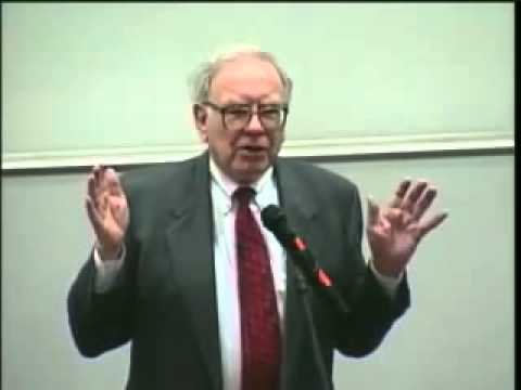 Warren Buffett ~ Diversification