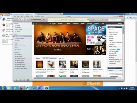 How To Redownload All Of Your iTunes Songs After a Format Gasecio