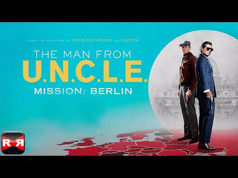 The Man from U.N.C.L.E.: Mission Berlin (By Warner Bros.) - iOS / Android - Gameplay Video