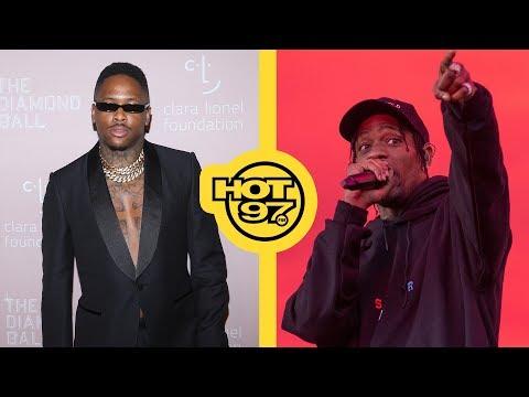 Frank Ocean Has Beef w Travi$ Scott + Did YG Go Too Far?
