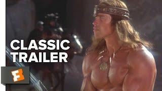 Conan the Destroyer (1984) Official Trailer - Arnold Schwarzenegger Action Movie HD