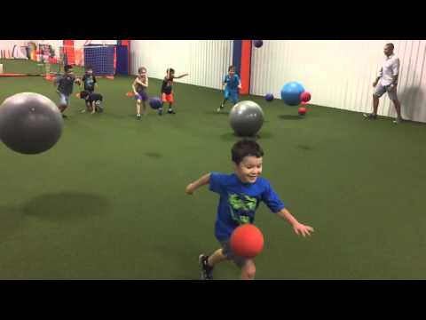 JC Sports Houston Birthday party sports games