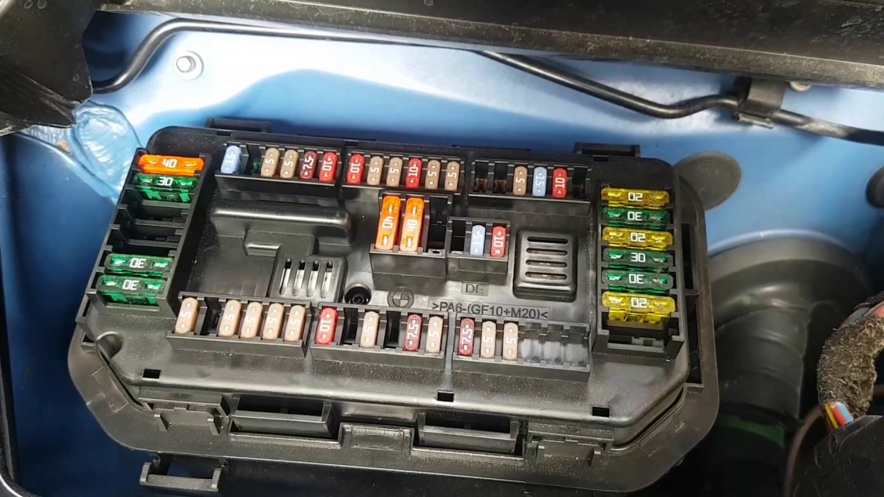 BMW 4 Series (F32) | How to change cigarette lighter? (Fuse Replacement) -  YouTube | Bmw M4 Fuse Box |  | YouTube