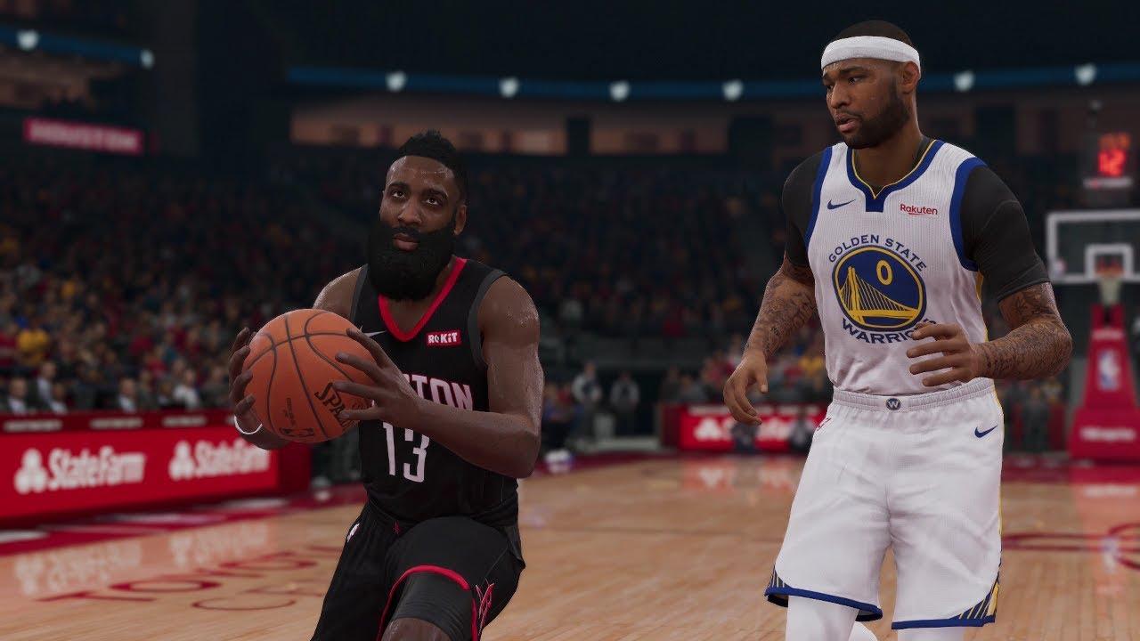 fcf17f289d2 Golden State Warriors vs Houston Rockets NBA LIVE Full Game Highlights