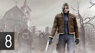 Resident Evil 4 HD Project - Walkthrough #8 Gameplay No Commentary (Professional No Damage)