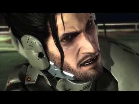 Metal Gear Rising: Revengeance Jetstream Sam vs Armstrong |