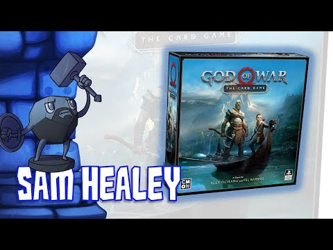 God Of War: The Card Game Review With Sam Healey