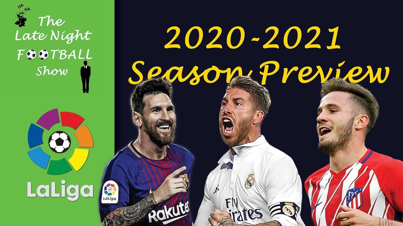 La Liga Tabelle 2021