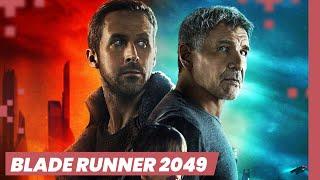 BLADE RUNNER 2049 | REVIEW SEM SPOILERS