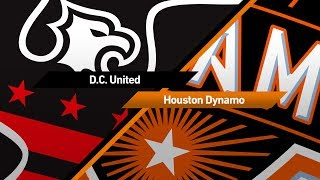 Video Gol Pertandingan DC United vs Houston Dynamo