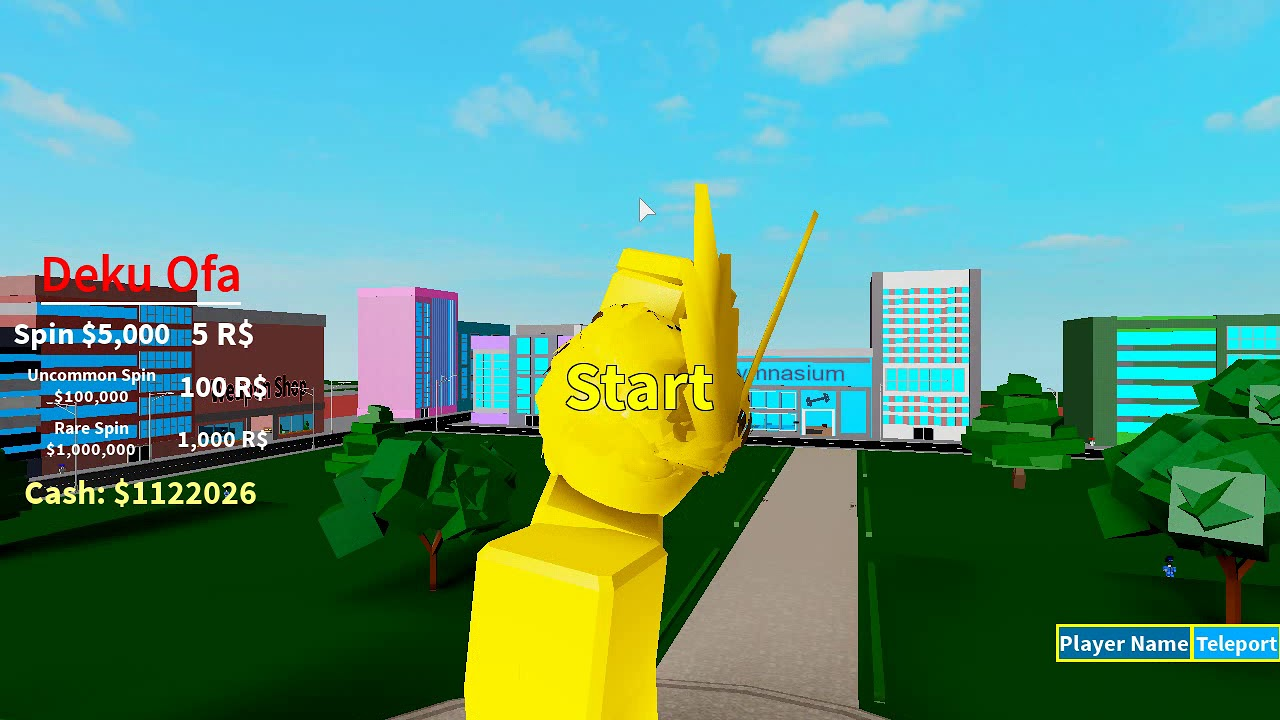 2019 August Boku No Roblox Remastered Free Vip Server New