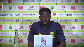 Abdoulaye Touré avant Nîmes - FC Nantes