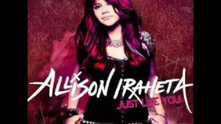 Watch Allison Iraheta Trouble Is video