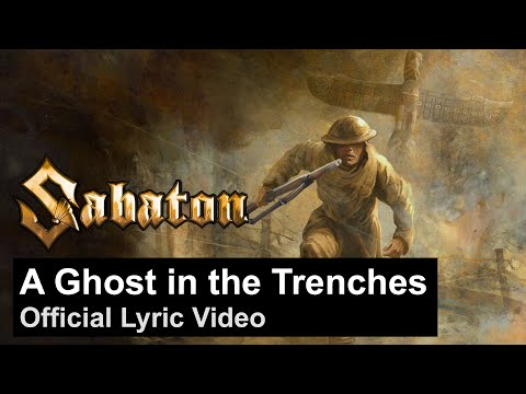 SABATON – A Ghost in the Trenches
