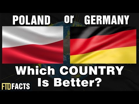 POLAND Or GERMANY - Which Country Is Better?