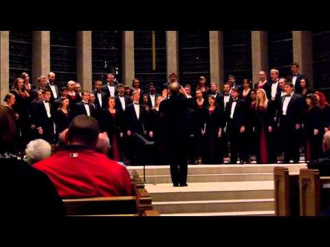 Millikin University Choir - Stetit Angelus