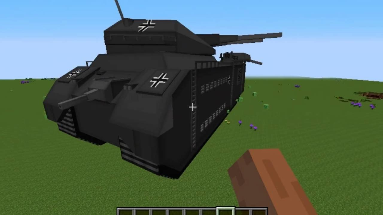 мод на оружие в майнкрафт 1.7.10 танки #6
