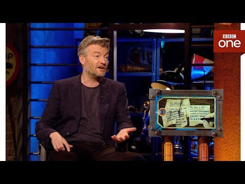 Download Youtube: What does Charlie Brooker dislike doing? -  Room 101: Series 7 Episode 1 - BBC One