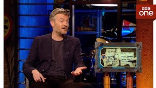 What's upsetting Charlie Brooker? -  Room 101: Series 7 Episode 1 - BBC One