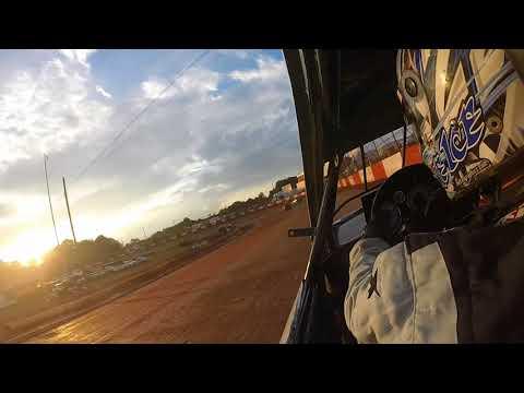 Dixie Speedway | Street Stinger - Hot lap flip 8/12/17