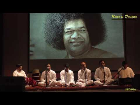 Unity is Divinity - Bhajans by Prasanthi Bhajan Group