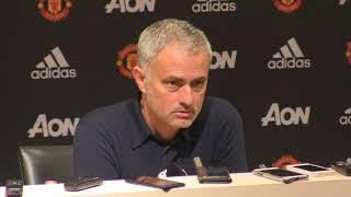 Mourinho full of praise for returning Pogba & Zlatan