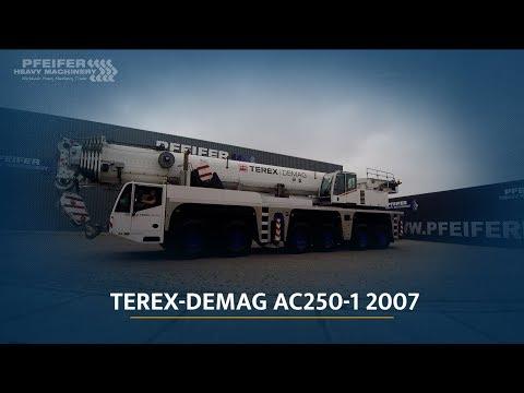 Terex-Demag AC250-1 2007